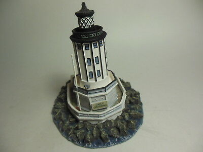 Danbury Mint Beacons By The Sea Lighthouse Los Angeles Harbor California