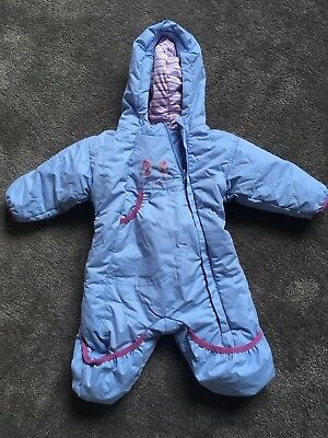 0-6 Month Baby Snow Suit
