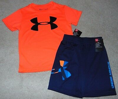 ~NWT Boys UNDER ARMOUR Outfit! Size 4 Nice:)!