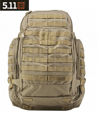 NEW 5.11 TACTICAL. GENUINE RUSH 72 Sandstone LARGE BACK PACK