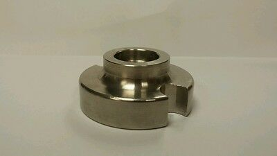 Hobart Chipper Drum Retaining Stainless Steel Nut