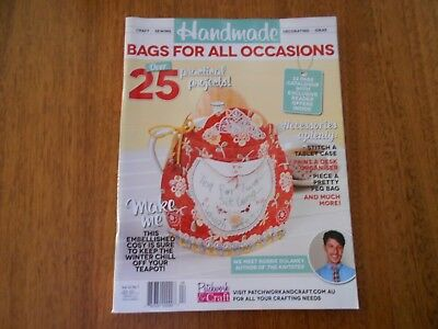 Handmade Magazine - Vol 32 No 7 - (2014)  - Good Condition -