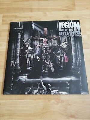 """LEGION OF THE DAMNED """"Cult Of The Dead"""" Vinyl"""