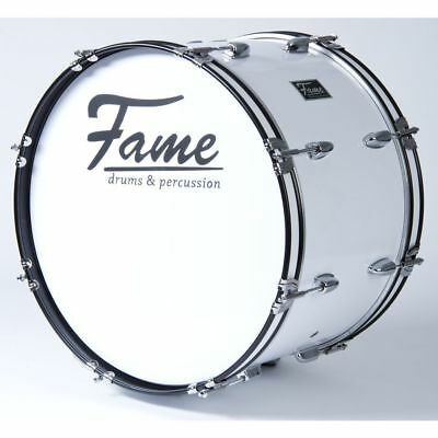 "Fame - Marching BassDrum 20""x12"", mit Tragegurt & Beater"