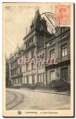 Luxembourg CPA Le palais Grand Ducal