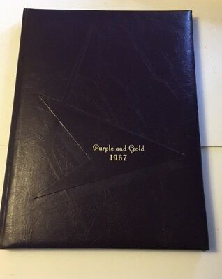 1967 St Johnsville  NY Saints School Yearbook