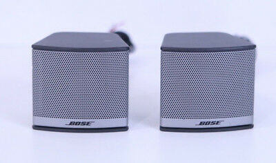Bose Companion 3 Series II Multimedia Computer Speakers (No Stand Or Cable Ends)