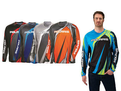 New Polaris Men's Riding Jersey