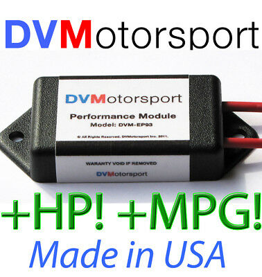 MOD+ DVM-EP93 Performance & Economy Chip for Jaguar