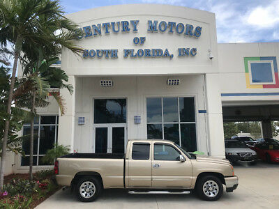 2007 Chevrolet Silverado 1500  Chrome Wheels Cloth Hitch CD Cassette Cruise RWD 2WD