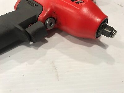 "Snap-On (MG325) - 3/8"" Drive - 90 PSI Max - Air Impact Wrench MADE IN USA"