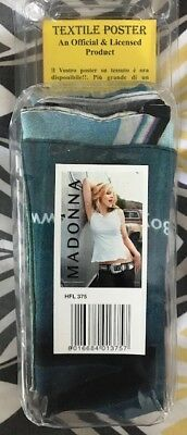 Madonna Official Flag Textile Poster in Packaging - Great Merchandise