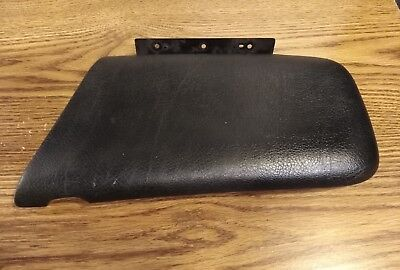 Center Console Lid Black Armrest Cover Cup Holder 94-96 Cougar Thunderbird Tbird