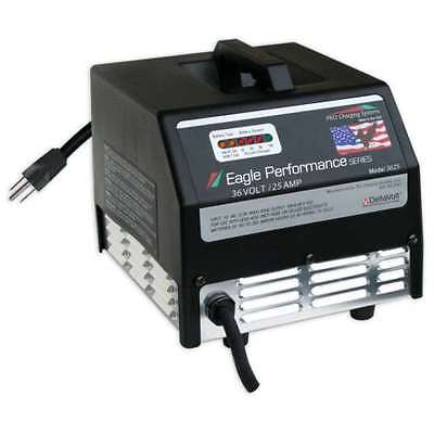 36v 25a Dual Pro Eagle Performance Battery Chargers w/ SB50  Industrial i3625
