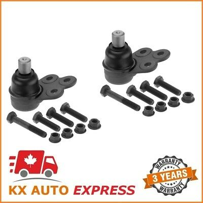 2X Front Lower Ball Joint Kit fit for Aluminum Arm with FE3 or FE5 Suspension