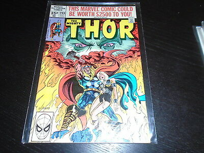 THE MIGHTY THOR Vol. 1 (1966-2011)  #299 - Marvel Comics FN/VF