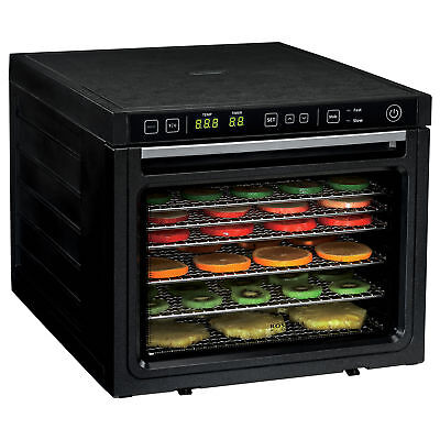 Rosewill Professional Food Dehydrator in Black RHFD-18001