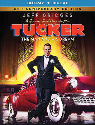Tucker: The Man And His Dream [New Blu-ray] Widescreen