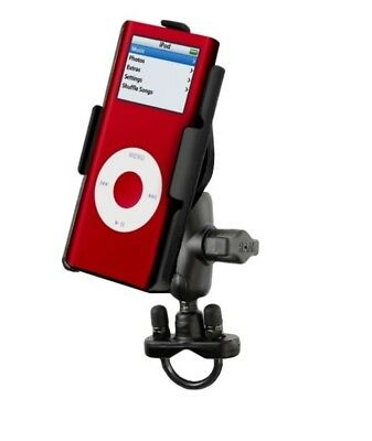 Short Arm Handlebar Rail Mount Kit for Apple iPod Nano 1st & 2nd Generation