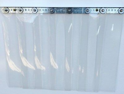 PVC Strip Curtain Door  eBay Exclusive 940mm x 2100mm -100mm PVC  ALL USES!