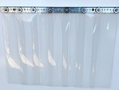 PVC Strip Curtain Door  eBaystyle 940mm x 2150mm - 150mm PVC  ALL USES!