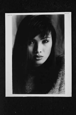 pia reyes - 8x10 headshot photo w/ resume - playboy playmate '88