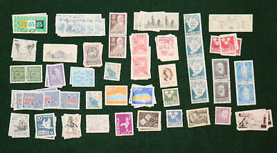 OVER 110 SWEDEN SVERIGE STAMPS FROM 1950s 60s & 70s FINE USED UH