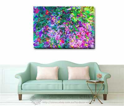 Abstract Stretched Canvas Print Framed Wall Art Home Office Shop Decor Gift A354