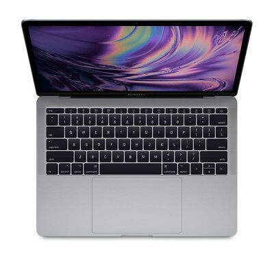 """Apple MacBook Pro 13"""" Laptop, 256GB (Purchased end of Apr 2018, Space Grey) New"""