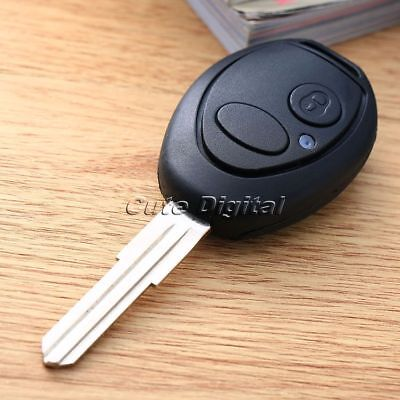 Remote Key Fob Shell Case Battery Repair Kit for Land Rover Discovery 2 TD4 TD5