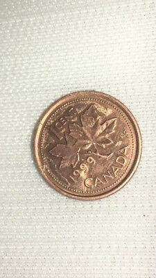 1999 CANADA CANADIAN One Cent Penny Coin - $0 99 | PicClick