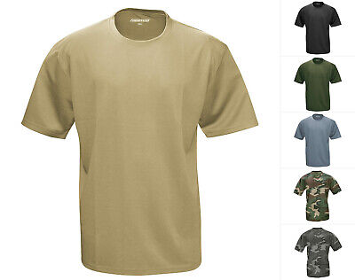 Commando Tactical Funktions T-Shirt QuikDry M-3XL Army Style Sportshirt Herren