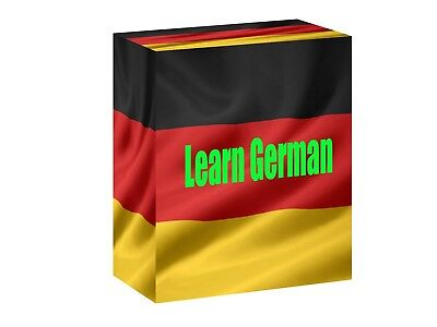 Learn to speak GERMAN - Intro/Beginners/Advanced Language Course on 12 AUDIO CDs