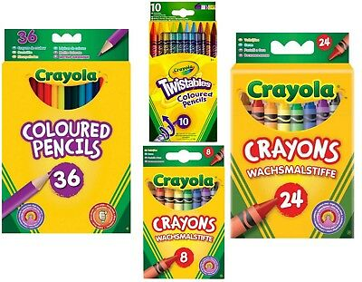 Crayola Kids Colouring Colour Pencils Crayons Draw Children Drawing Art Craft