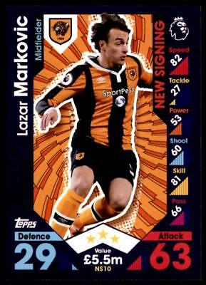 M7 Match Attax 2016-2017 Extra Marco Silva Hull City Manager No