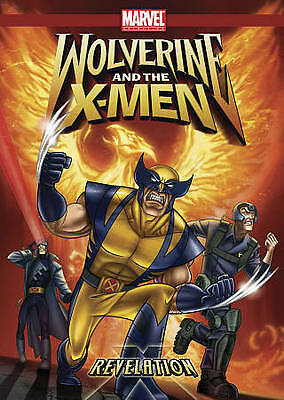 Wolverine and the X-Men: Revelation DVD