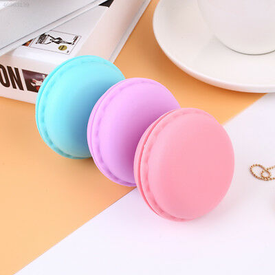Cute Macaron Bag Storage For Headset SD Card Carrying Case M Portable Gift