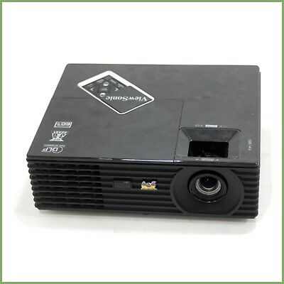 Viewsonic PJD5132 dlp digital projector - 5327 lamp hours used - grade a