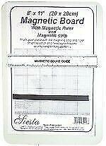 Siesta Frames Magnetic Board 8 x 11 / 20 x 28 cm + Ruler & Strip to mark place