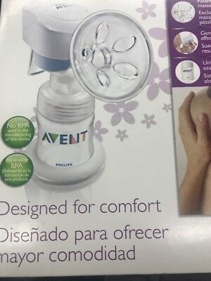 Philips Avent Single Electric Breast Pump SCF 312 NEW! Fast Shipping
