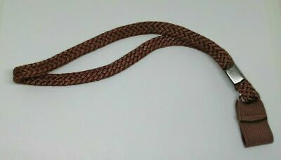 Brown Walking Stick Wrist Strap from Classic Canes Wrist Loop STRAP ONLY