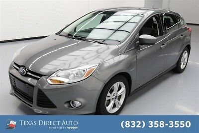 Ford Focus SE Texas Direct Auto 2012 SE Used 2L I4 16V Automatic FWD Hatchback
