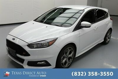 Ford Focus ST Texas Direct Auto 2018 ST Used Turbo 2L I4 16V Manual FWD Hatchback Premium