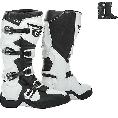 Fly Racing 2019 FR5 Motocross Boots Protection CE Certified Off Road Bike MX ATV