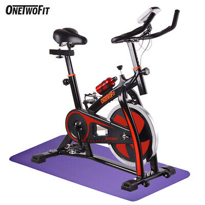 Stationary Indoor Exercise Bike Cycling Fitness Cardio Training Workout OT018R