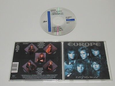 Europe/out of This World (Epic 462449 2)CD Album