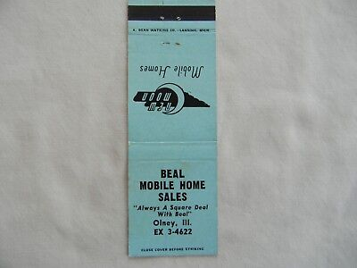 Olney Illinois Richland County mobile home sales low # matchcover matchbook