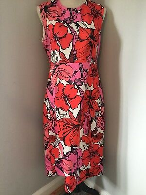 Asos Maternity Midi Dress Size 12 Comfortable Stylish Easy To Wear Worn Once