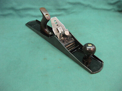STANLEY No.G6C GAGE FORE PLANE WITH SINGLE PATENT DATE