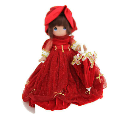 """Precious Moments Disney Parks Exclusive Christmas Blessing Mary Poppins 12"""" Doll"""